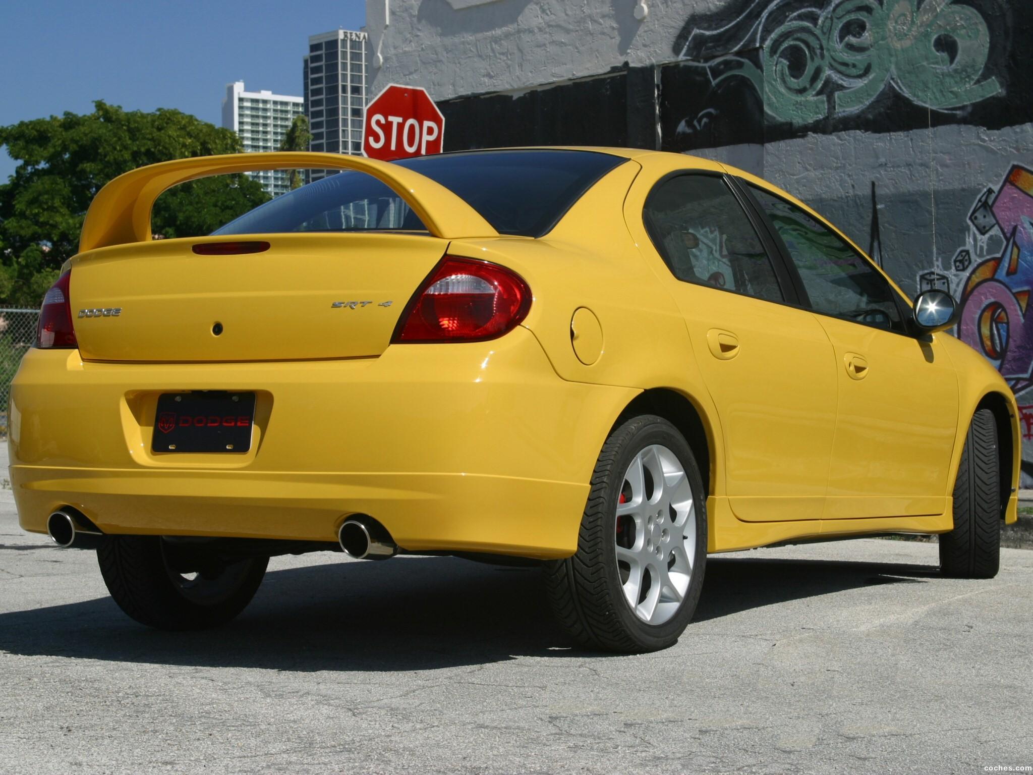 Foto 2 de Dodge Neon SRT-4 2003