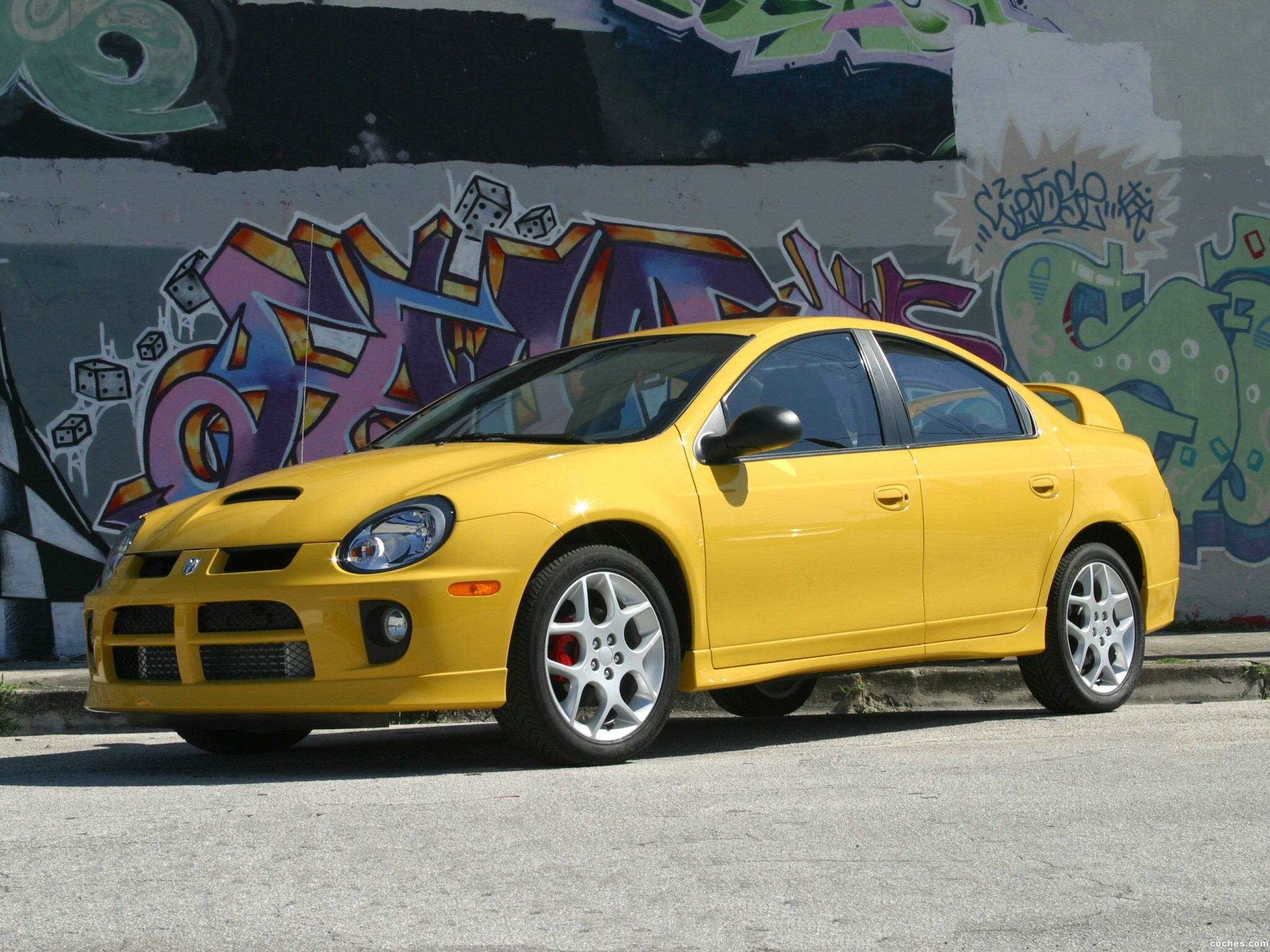 Foto 0 de Dodge Neon SRT-4 2003