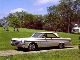 Ver foto 1 de Dodge Polara 2 puertas Hardtop 1964