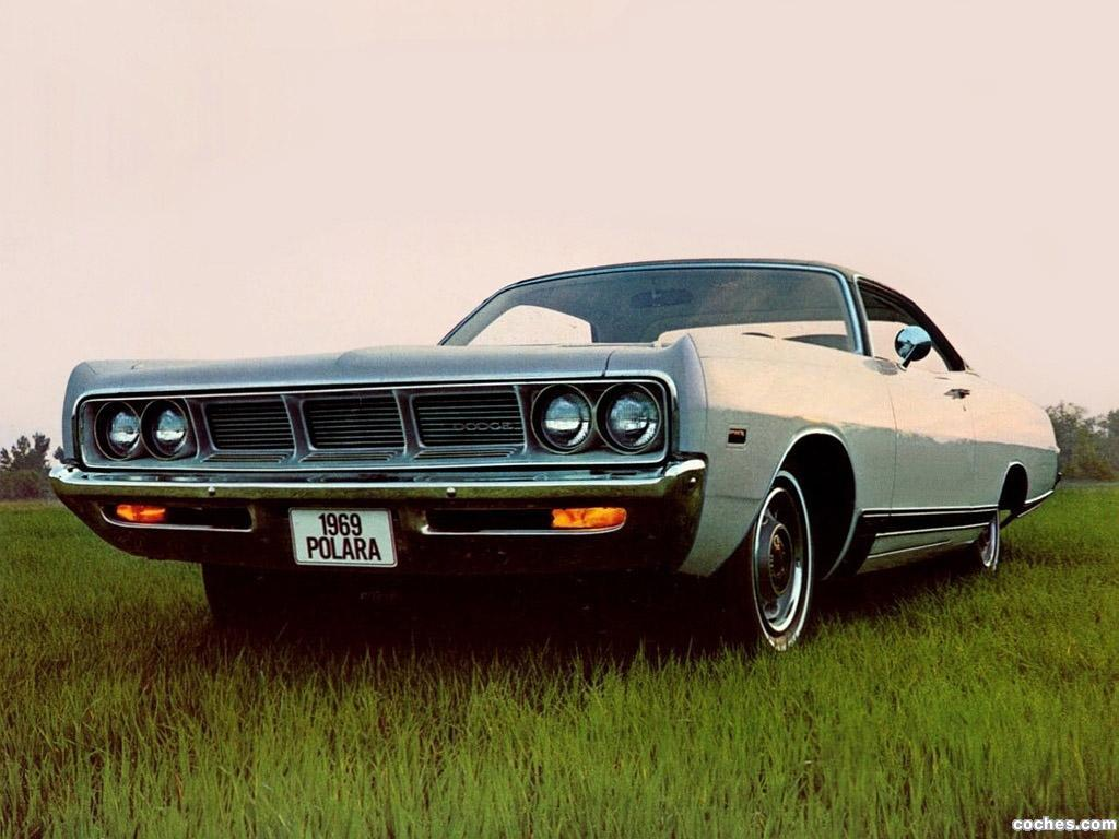 Foto 0 de Dodge Polara 2 door Hardtop 1969