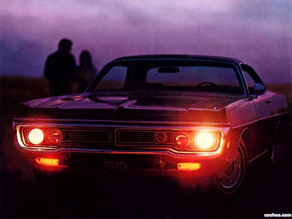 Foto 0 de Dodge Polara 2 door Hardtop 1970