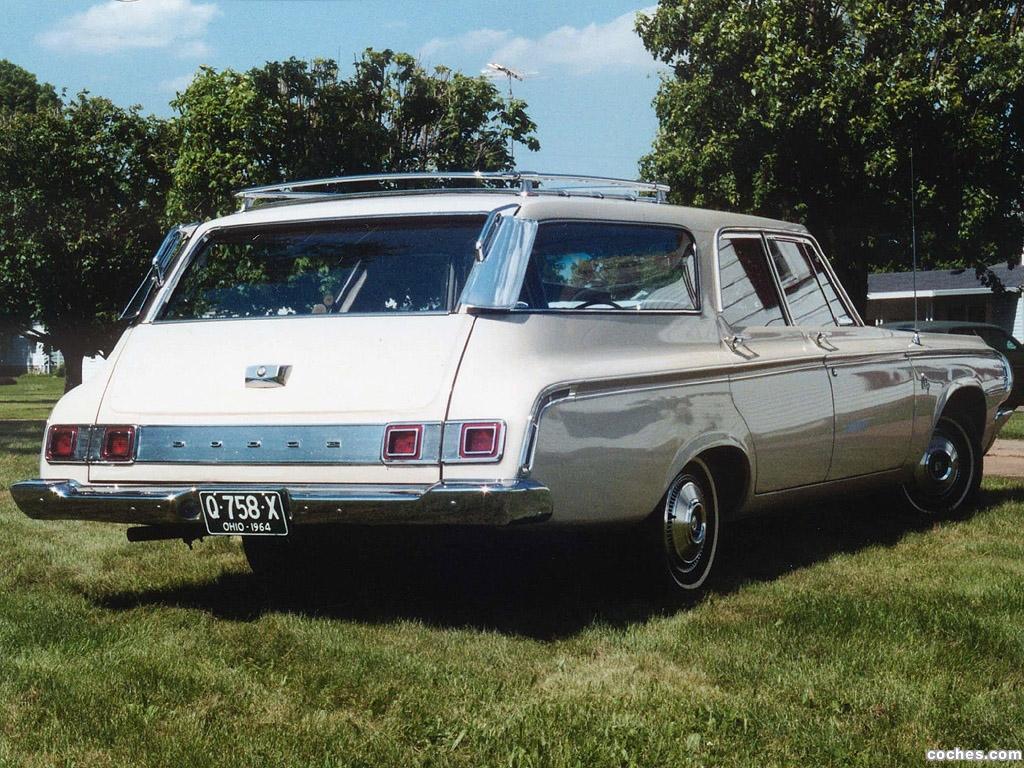 Foto 1 de Dodge Polara 440 1964