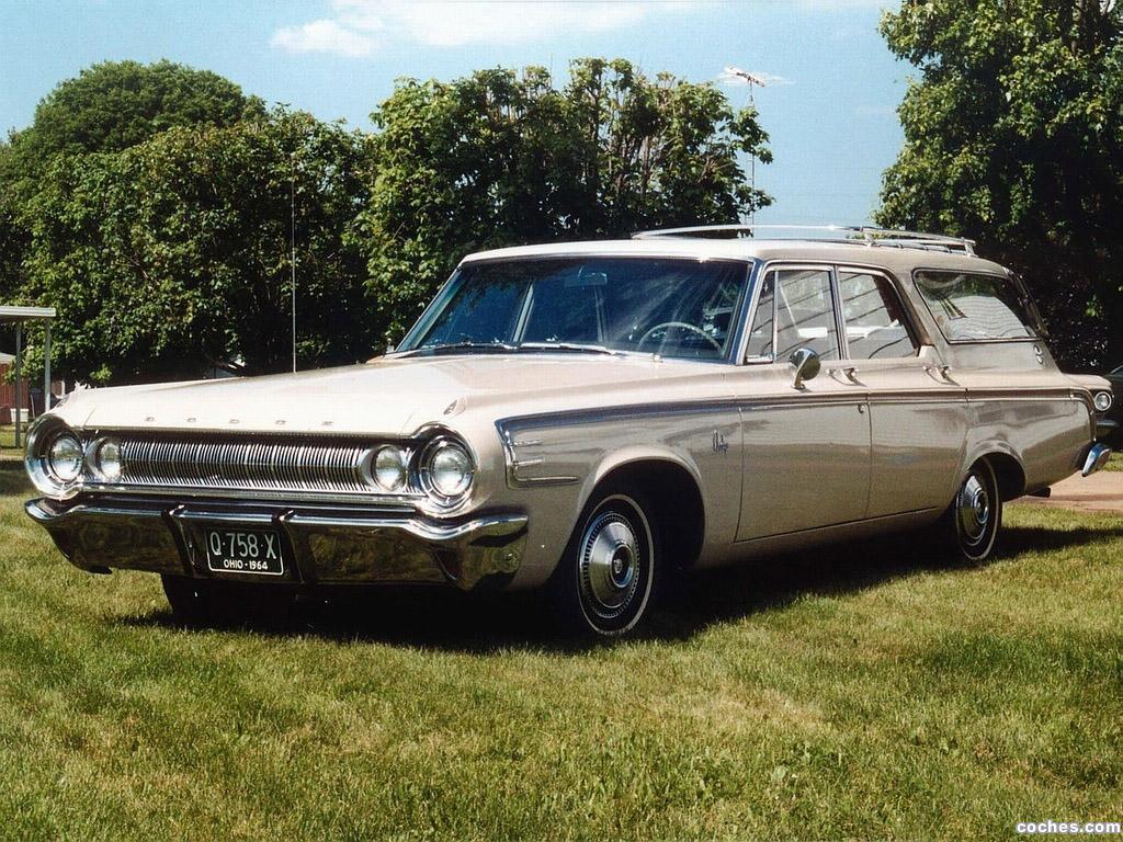 Foto 0 de Dodge Polara 440 1964