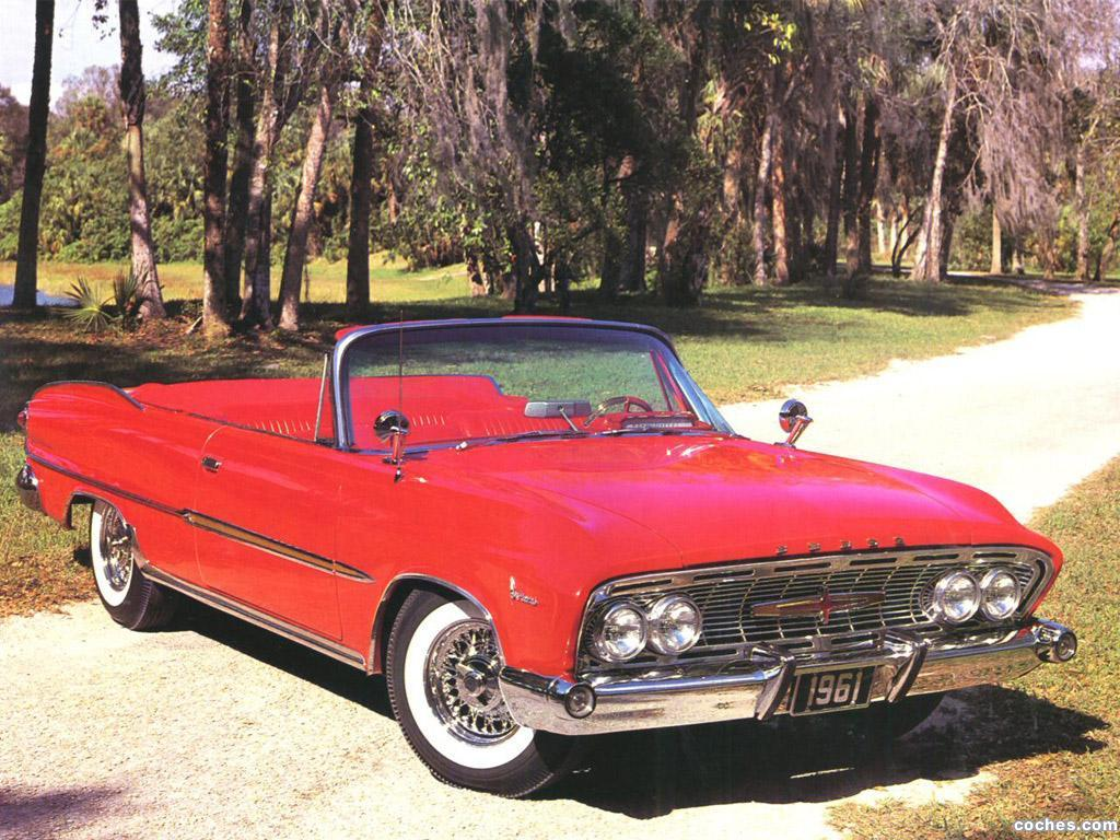 Foto 0 de Dodge Polara D500 Convertible 1961