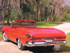Ver foto 2 de Dodge Polara D500 Convertible 1961