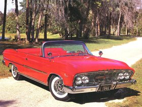 Ver foto 1 de Dodge Polara D500 Convertible 1961
