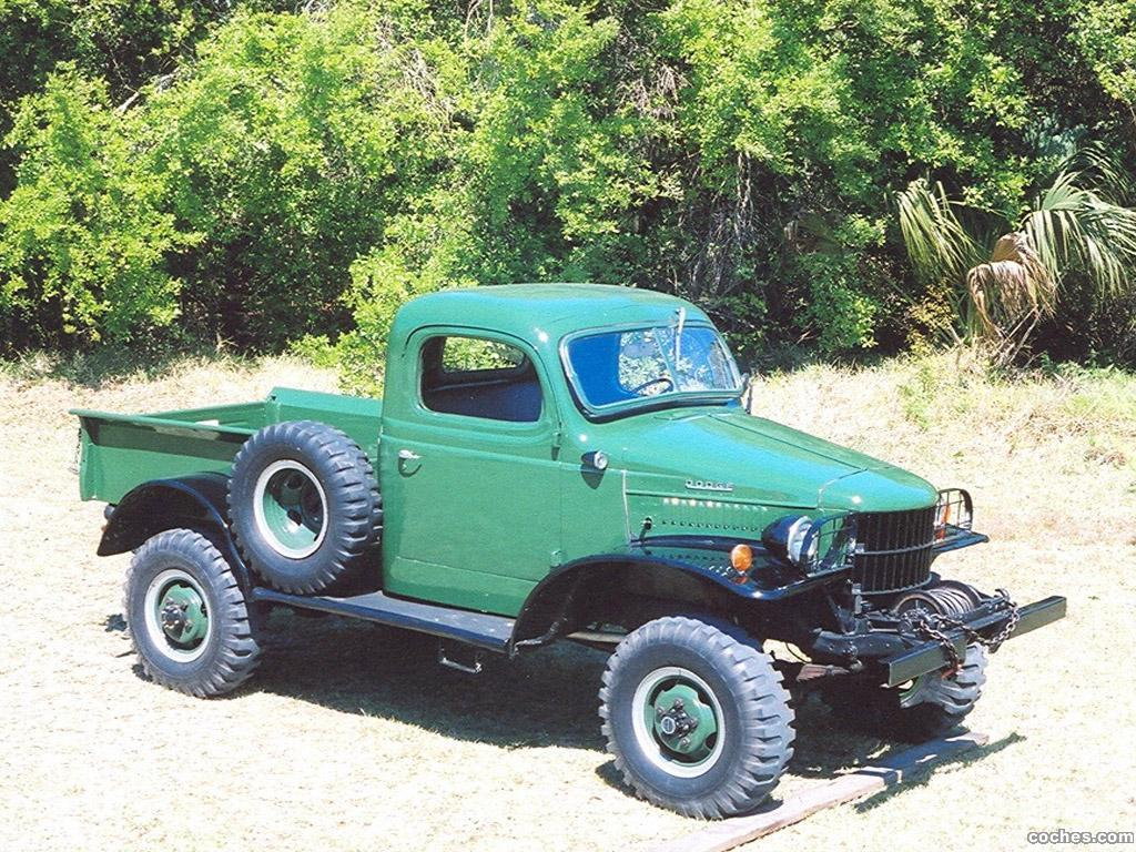 Foto 0 de Dodge Power Wagon 1946