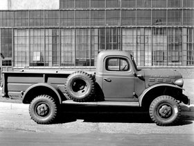 Ver foto 3 de Dodge Power Wagon 1946