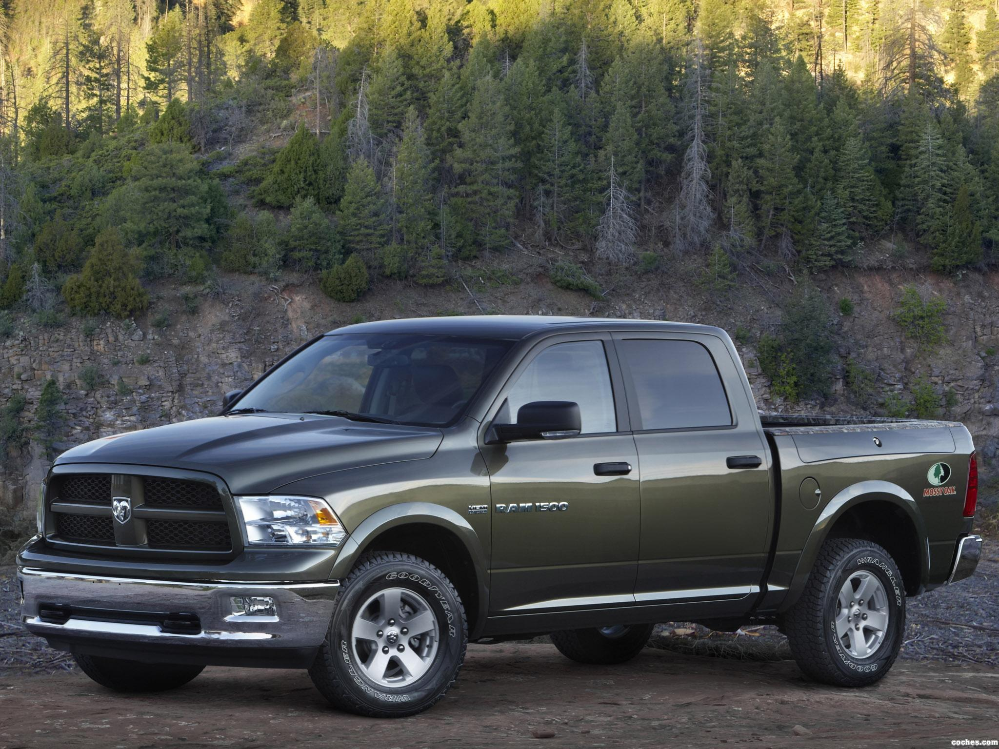 Foto 0 de Dodge RAM 1500 Mossy Oak Edition 2011