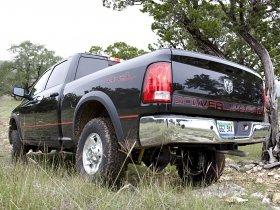 Ver foto 2 de Dodge RAM 2500 Power Wagon 2010