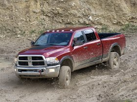 Ver foto 12 de Dodge RAM 2500 Power Wagon 2010