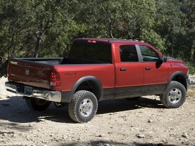 Ver foto 9 de Dodge RAM 2500 Power Wagon 2010