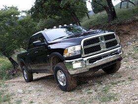 Ver foto 8 de Dodge RAM 2500 Power Wagon 2010