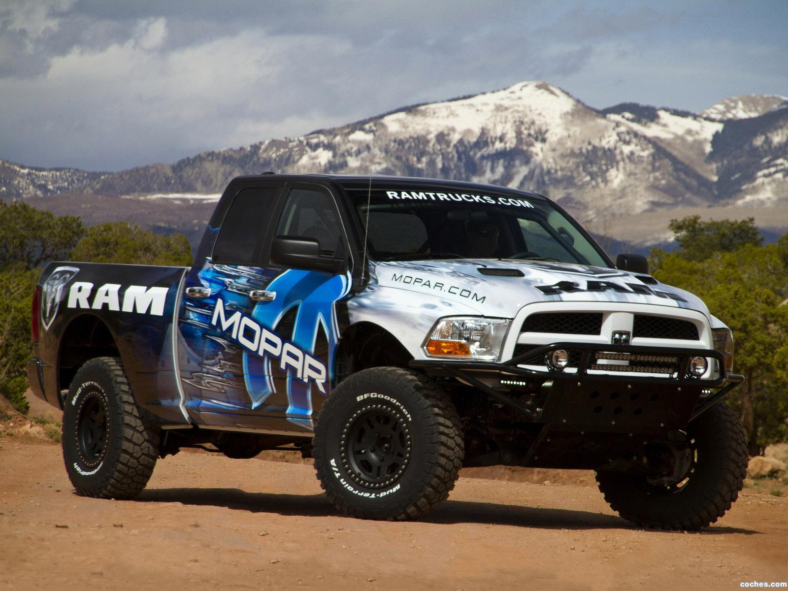 Foto 0 de Dodge RAM Mopar Runner Stage II 2011