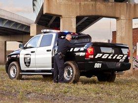 Ver foto 3 de Dodge Ram 1500 Crew Cab Special Service Package Police Truck 2011
