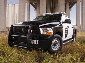 Ver foto 2 de Dodge Ram 1500 Crew Cab Special Service Package Police Truck 2011