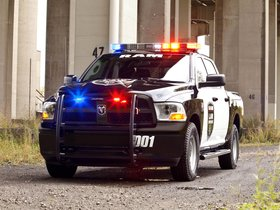 Fotos de Dodge Ram 1500 Crew Cab Special Service Package Police Truck 2011