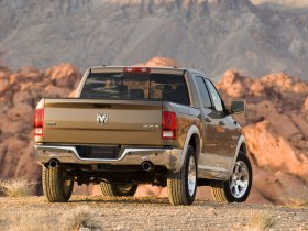 Ver foto 5 de Dodge Ram 1500 Laramie 2009