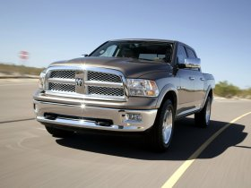 Ver foto 3 de Dodge Ram 1500 Laramie 2009