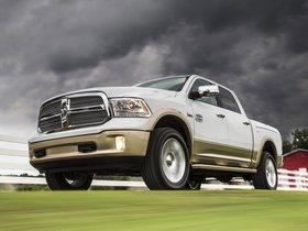 Ver foto 8 de Dodge Ram 1500 Laramie Longhorn 2013