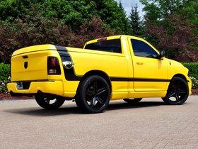 Ver foto 4 de Dodge Ram 1500 Rumble Bee Concept 2013