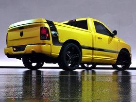 Ver foto 3 de Dodge Ram 1500 Rumble Bee Concept 2013