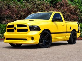 Fotos de Dodge Ram 1500 Rumble Bee Concept 2013