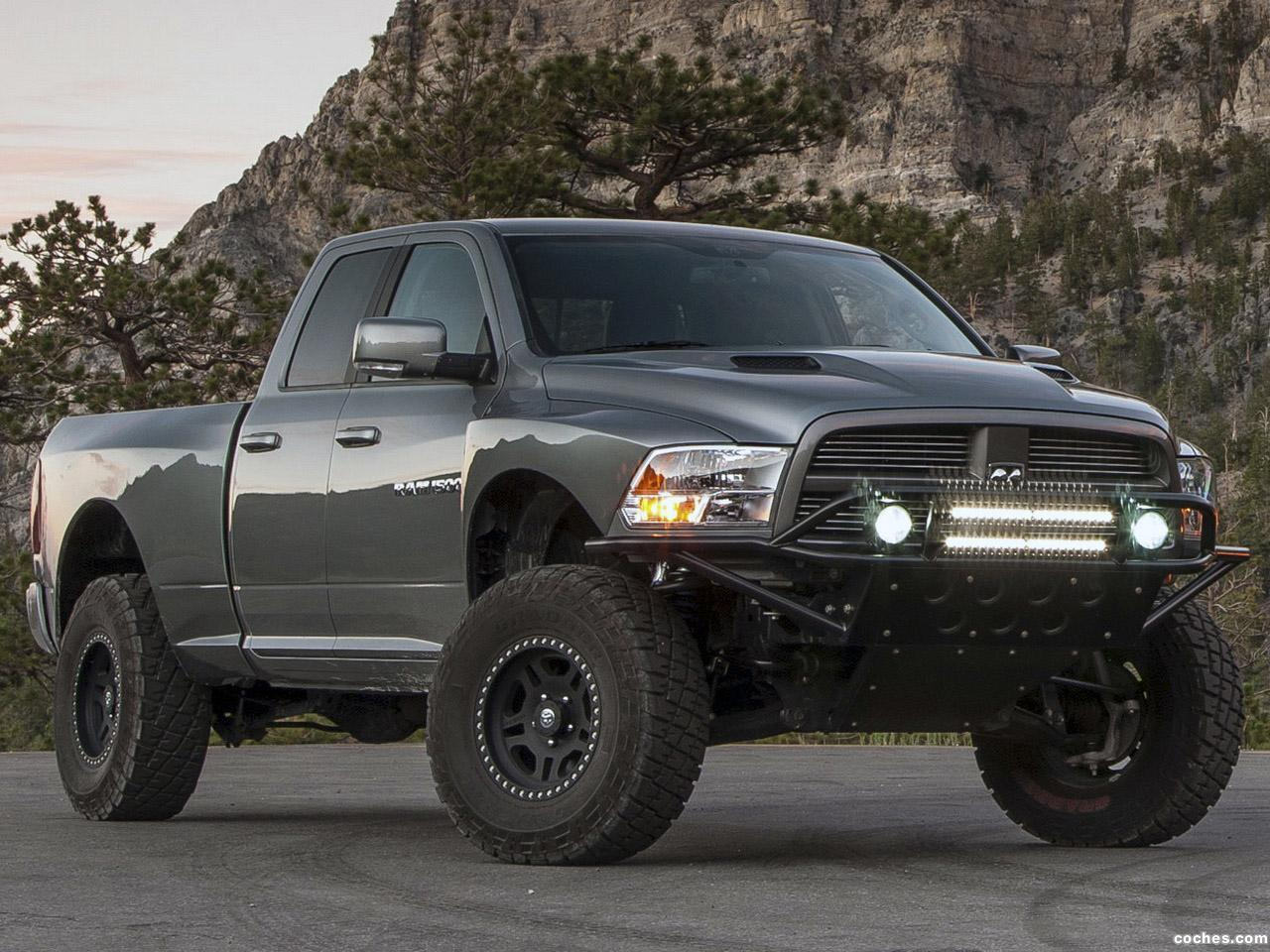Foto 0 de Dodge Ram 1500 Runner by Mopar 2012