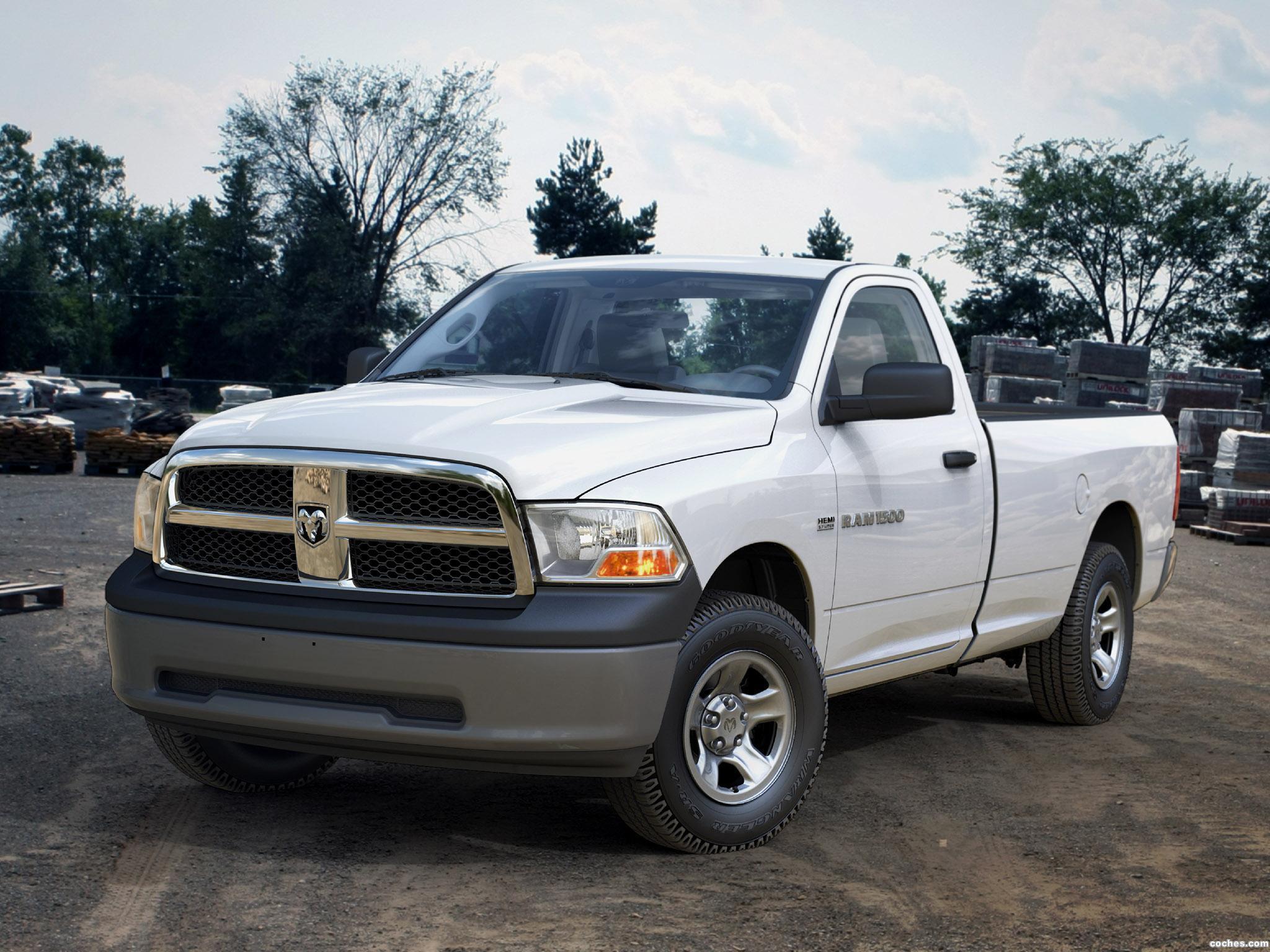 Foto 0 de Dodge Ram 1500 Tradesman 2011