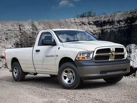 Ver foto 5 de Dodge Ram 1500 Tradesman 2011