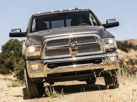 Ver foto 1 de Dodge Ram 2500 Laramie Longhorn Crew Cab 2012