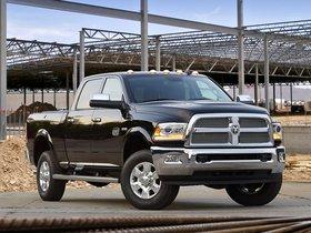 Ver foto 9 de Dodge Ram 2500 Laramie Longhorn Crew Cab 2012