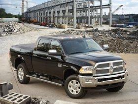 Ver foto 5 de Dodge Ram 2500 Laramie Longhorn Crew Cab 2012