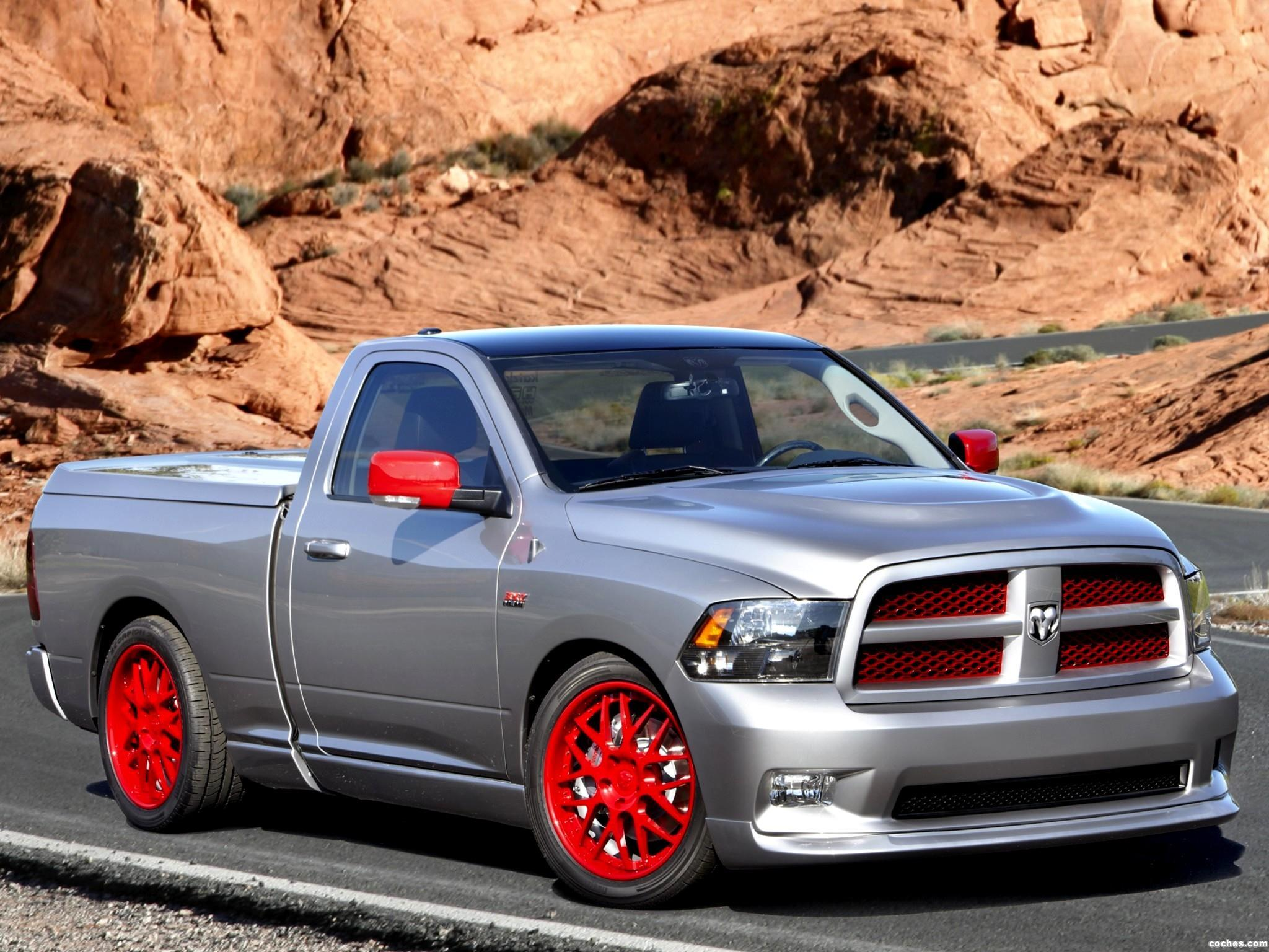 Foto 0 de Dodge Ram 392 Quick Silver Concept 2011