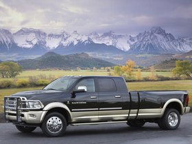 Fotos de Dodge Ram 5500 Long Hauler Concept 2011
