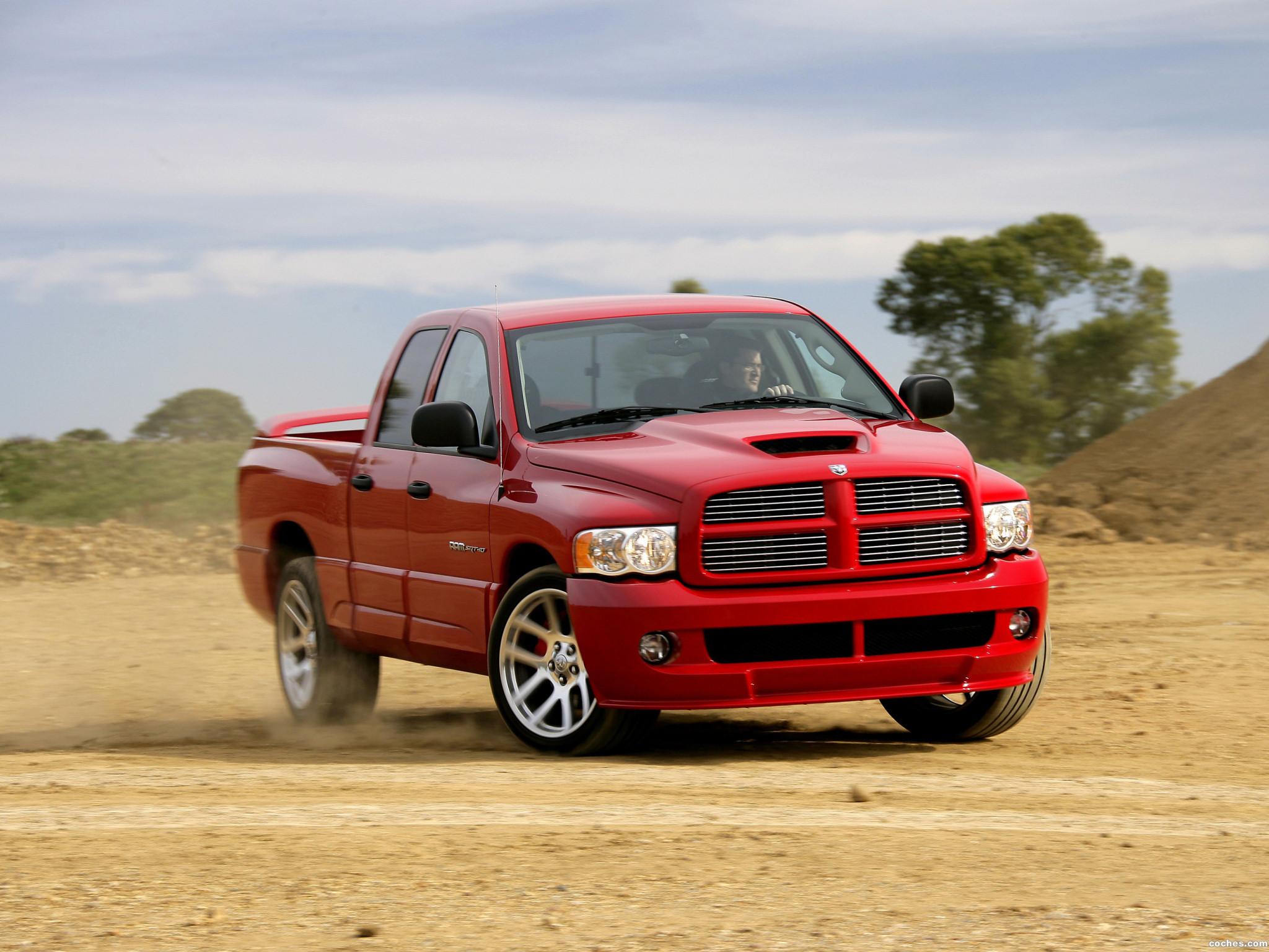 Foto 0 de Dodge Ram SRT-10 2004