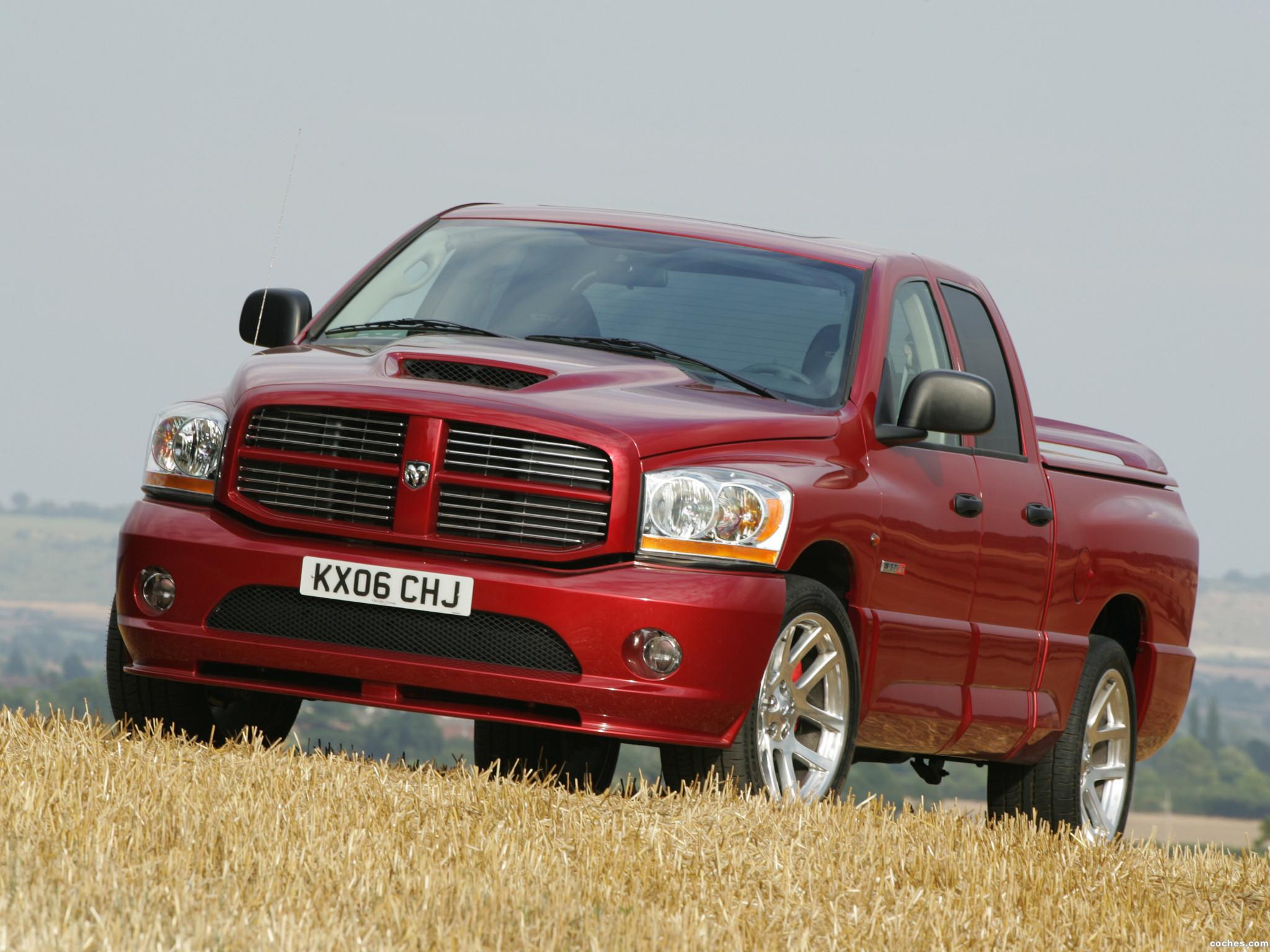 Foto 0 de Dodge Ram SRT-10 2007