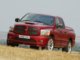 Fotos de Dodge Ram SRT-10 2007