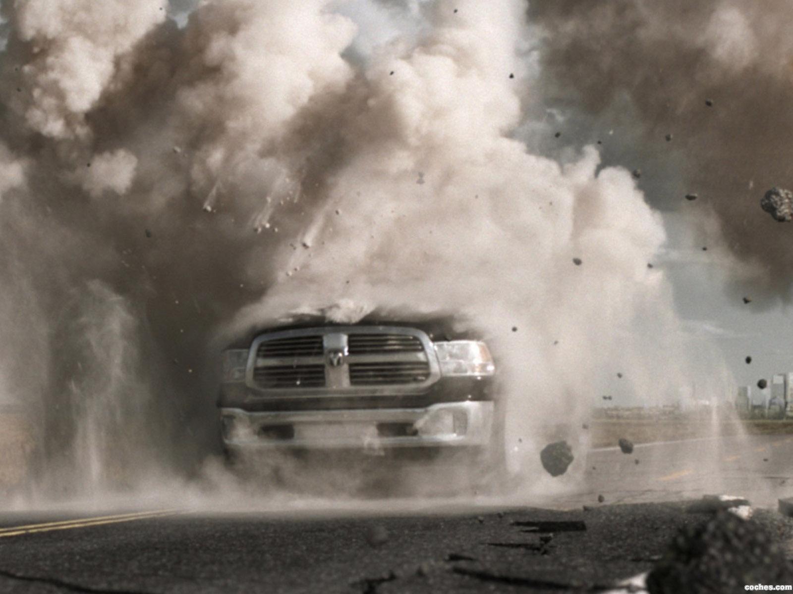 Foto 2 de Dodge Ram Superman Power Wagon 2013