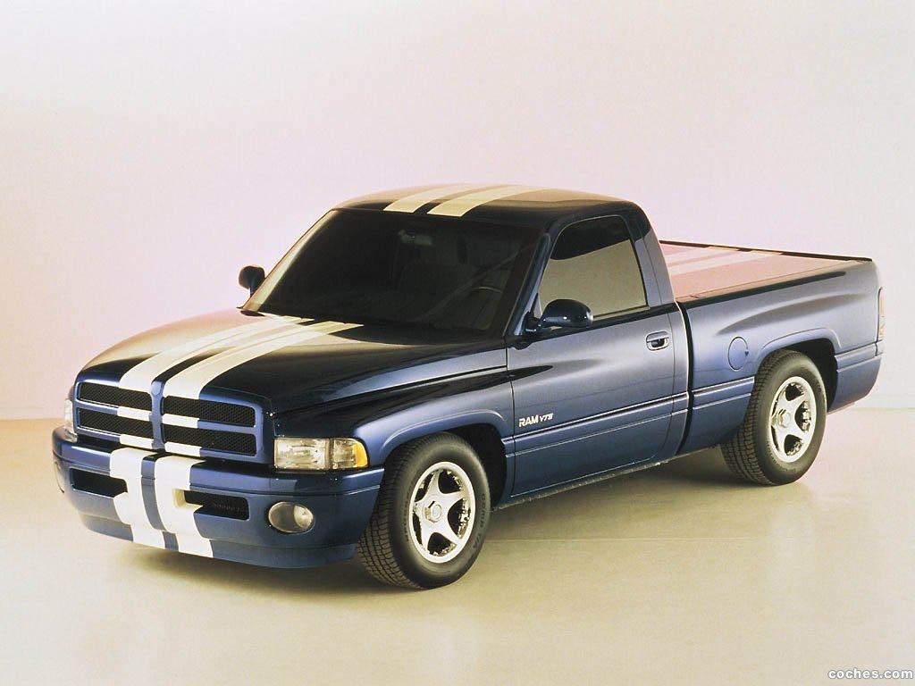 Foto 0 de Dodge Ram VTS 1994