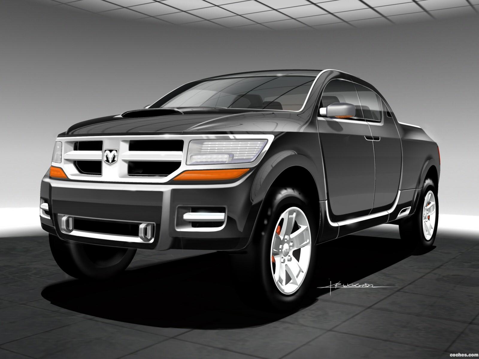 Foto 0 de Dodge Rampage Concept 2006