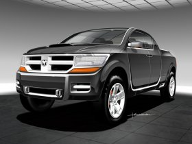 Ver foto 1 de Dodge Rampage Concept 2006