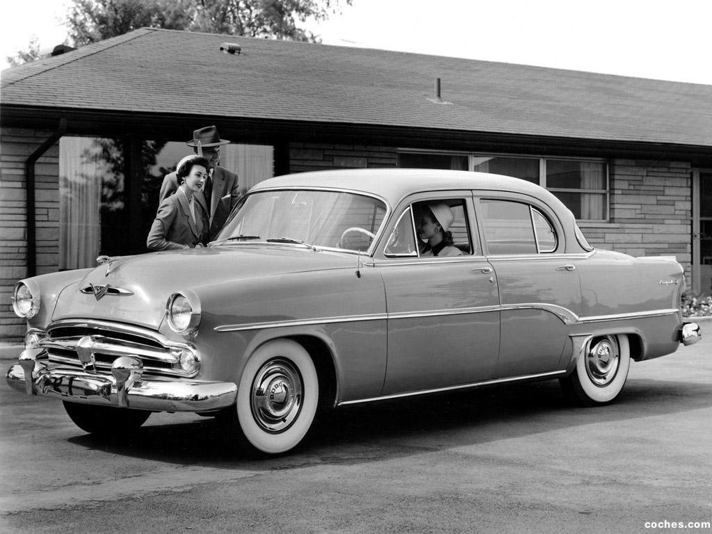 Foto 0 de Dodge Royal 1954