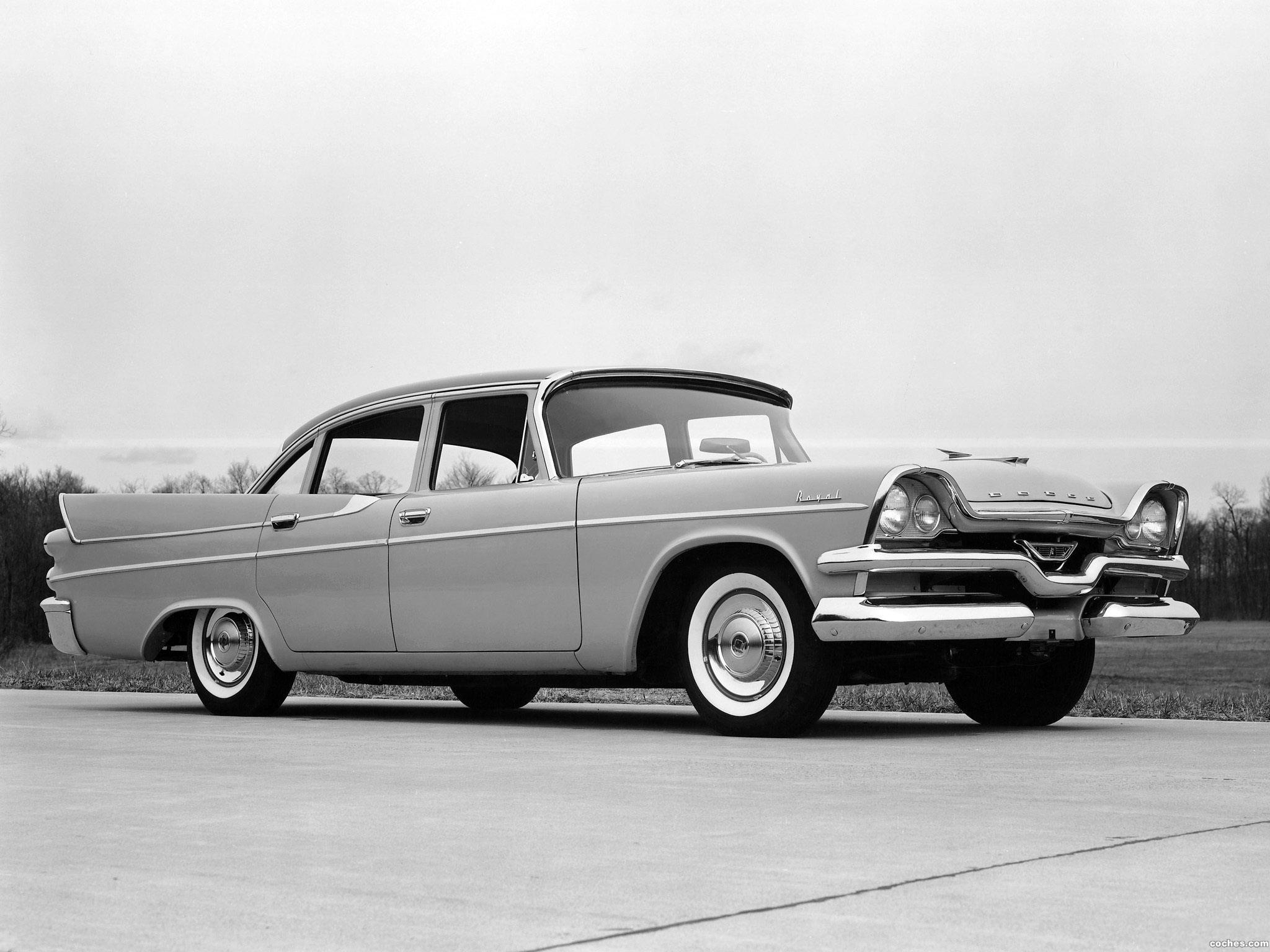 Foto 0 de Dodge Royal Sedan 1957