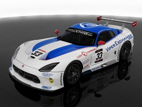 Fotos de Dodge Viper SRT GT3-R Riley Technologies 2014