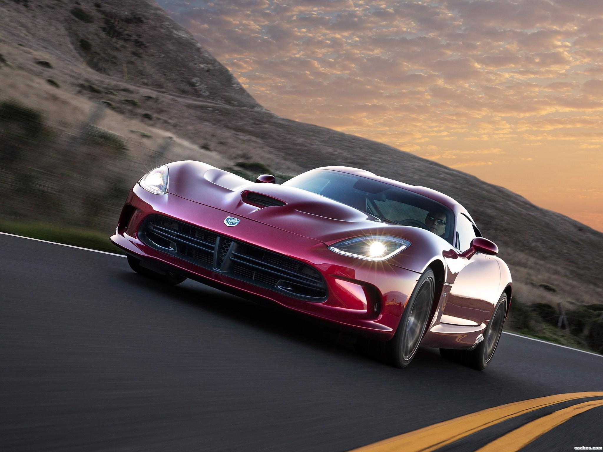 Foto 0 de Dodge Viper SRT GTS 2012
