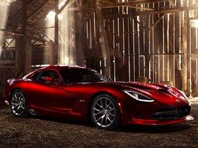 Ver foto 25 de Dodge Viper SRT GTS 2012