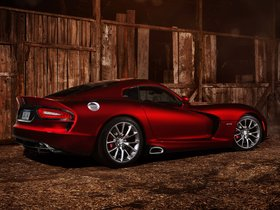 Ver foto 23 de Dodge Viper SRT GTS 2012