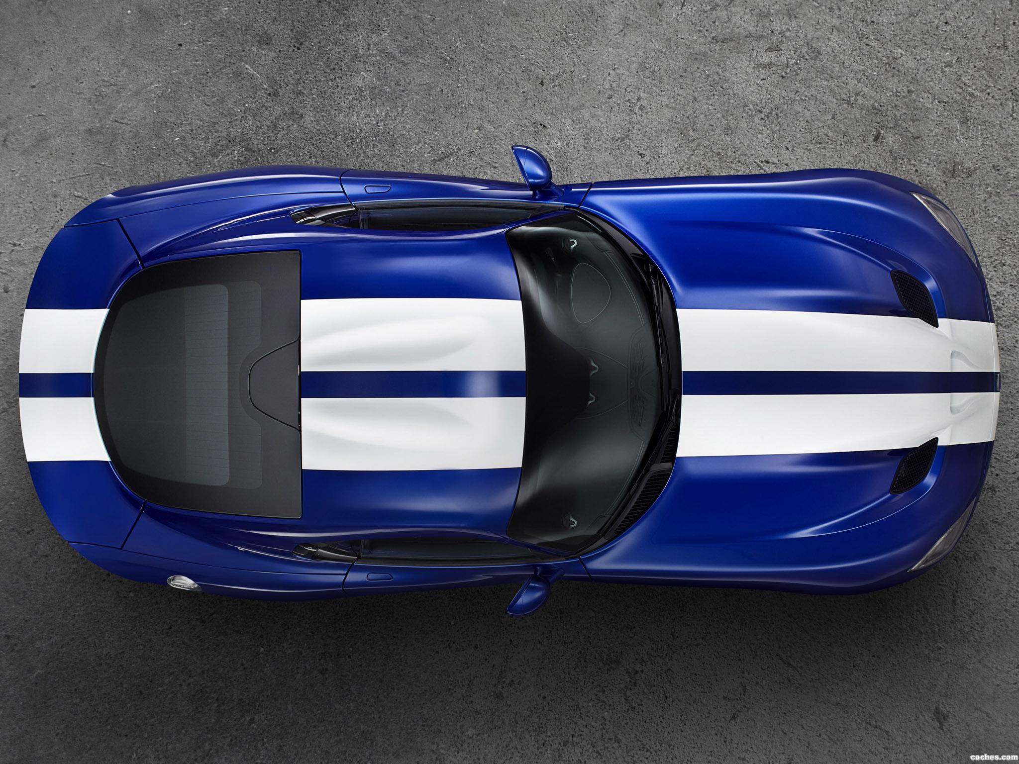 Foto 11 de Dodge Viper SRT GTS Launch Edition 2012