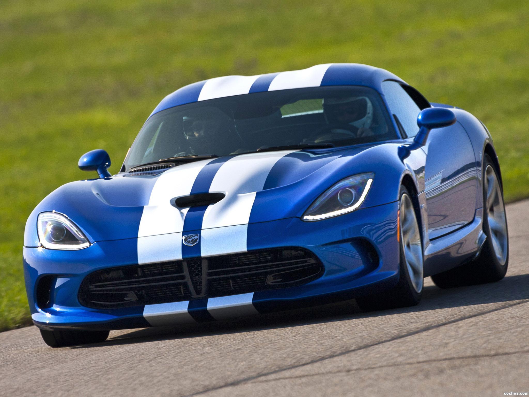 Foto 0 de Dodge Viper SRT GTS Launch Edition 2012